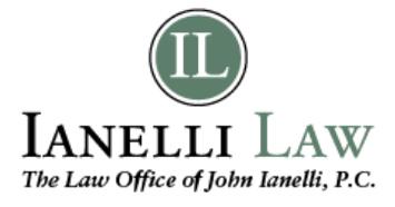 Ianelli Law